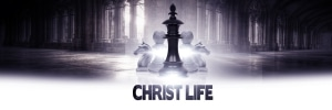Christ Life Banner